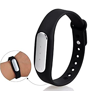 2015 New Arrival Bluetooth Smart Wrist Watch U Watch Phone Mate for iOS Android Smartphones Phone Mate for Apple iphone 5 6 Sumsang HTC THL Xiaomi Huawei Lenovo Any Android System 4.4 Above and IOS 6.1 Above (Black)