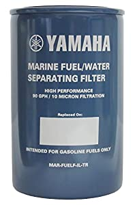 Yamaha Outboard MAR-FUELF-IL-TR 10-Micron Fuel Water Separating Filter 90GPH by Yamaha