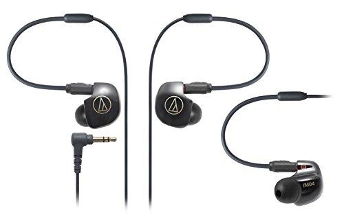 audio-technica IM Series カナル型モニターイヤホン クアッド・バランスド・アーマチュア型 ATH-IM04