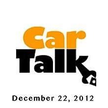 Car Talk, The Suzy Saga, December 22, 2012 Radio/TV Program by Tom Magliozzi, Ray Magliozzi