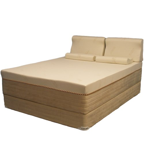 Strobel Organic Supple-Pedic Lever-Bed 900 Cal King Mattress Only