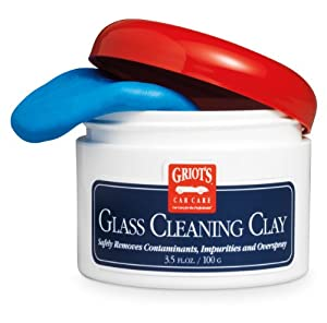 Griot's Garage 11049 Glass Cleaning Clay - 3.5 oz. by Griot's Garage