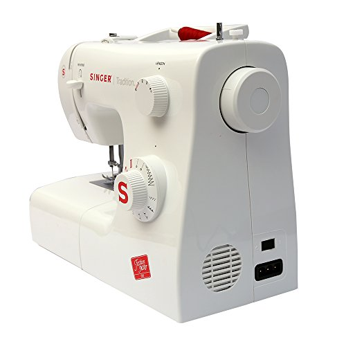Singer Tradition FM 2250 Sewing Machine (White)