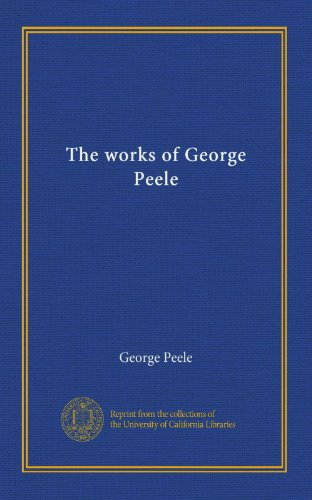 Image of The Works of George Peele