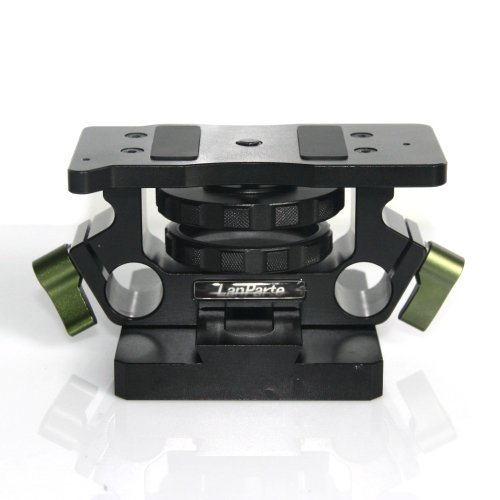 New Lanparte Baseplate Mini for Dslr Cameras Such As Canon 5d 7d