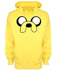 Jake the Dog Adventure Time Inspired Unisex Hoodie