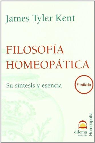 FILOSOFIA HOMEOPATICA