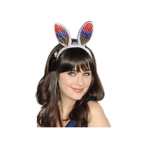 Blinkee Holiday Seasonal Decorative Mini Bunny Ears