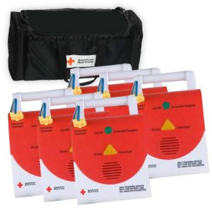 Aed Trainer Sale (6-Pack) - Brand-New 6-Pack Of Aed Trainers (Cpr/Aed Training Device) front-173112