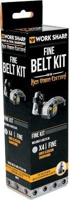 Work Sharp WSSAKO81120 Fine Grit Belt Kit