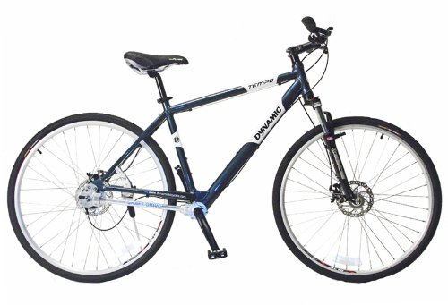 Dynamic Hybrid Commuter Bicycle - Chainless Fitness Commuter Bike