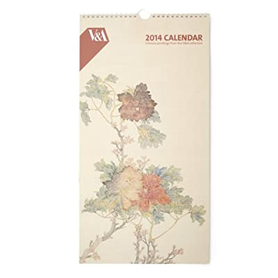 Chinese Paintings from the V&A Calendar 2014||EVAEX