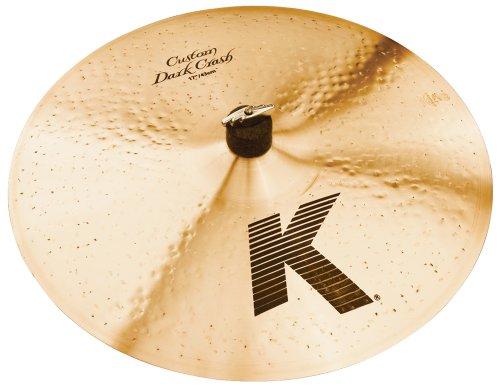 Zildjian - cymbale crash k' custom 17  dark crash - k0952
