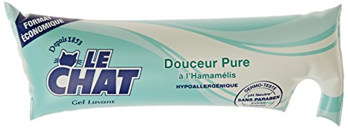 Le-Chat-Gel-Lavant-Douceur-Pure--lHamamlis-Berlingot-250-ml-Lot-de-6