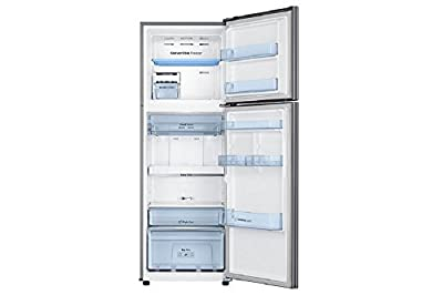 Samsung RT37K3763S9 Frost-free Double-door Refrigerator (345 Ltrs, 3 Star Rating, Refined Inox)