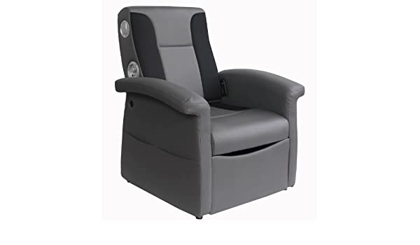 Buy X Rocker 0717901 Triple Flip 2.1 Storage Ottoman Sound Chair with Arms  Online at Low Prices in India - Amazon.in - Buy X Rocker 0717901 Triple Flip 2.1 Storage Ottoman Sound Chair