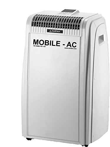 AMFAH 1 Ton Air Conditioner, Off-white [12000 BTU with R-410A Refrigerent]