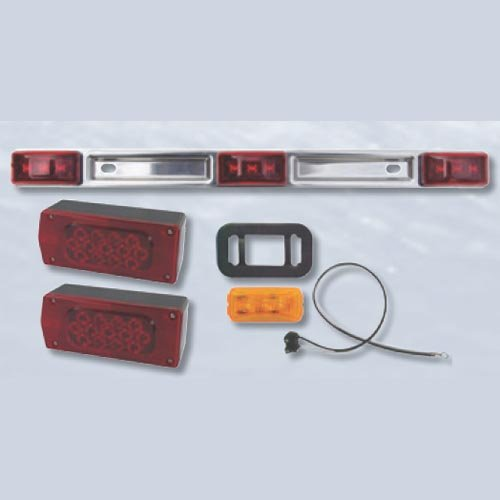Yamaha LED Trailer Light Kit yamaha erg121ubl