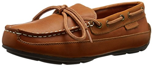 Cole Haan Grant Driver BUR LEA Moccasin (Toddler/Little Kid/Big Kid), British Tan, 6 M US Big Kid (Grant Driver Cole Haan compare prices)
