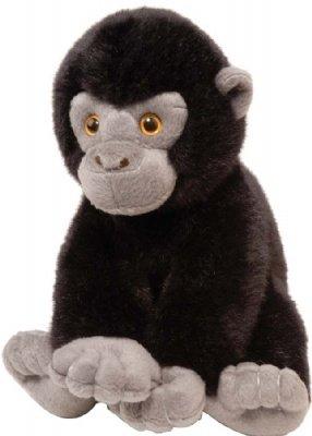 "Cuddlekins Baby Gorilla 8"" by Wild Republic - 1"