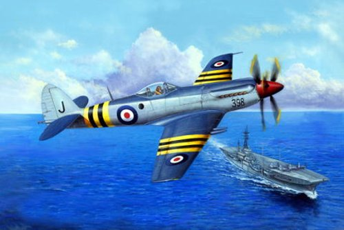 1/48 Supermarine Seafang F.Mk.32 Fighter