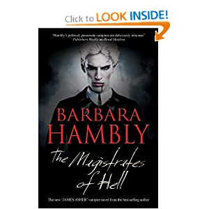 Magistrates of Hell (A James Asher Vampire Novel) by Barbara Hambly