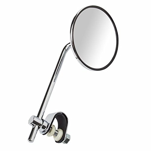 Sunlite Bicycle Heavy Duty Moped Style Mirror