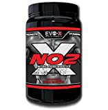 NO2-X (120 Capsules): Best Nitric Oxide & L-Arginine Supplement, Increase Strength, Build Muscle, Fast Recovery. Large Dose, Premium Ingredients. #1 Best Nitric Oxide Boost. Backed by EVO-X 100% Platinum Guarantee!