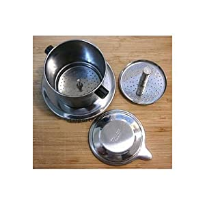 Vietnamese coffee filter set