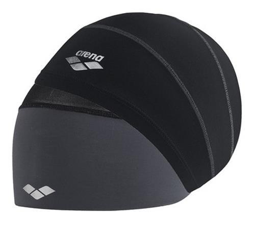 ARENA CUFFIA SMART CAP - 9163155 - BLACK/GREY/BLACK - ADULTO