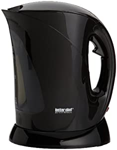 Better Chef Cordless Electric Kettle