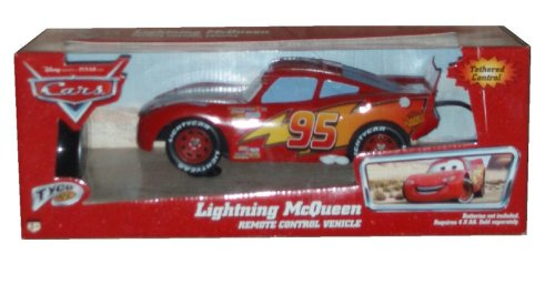 Today Mattel: Cars' Tethered McQueen R/C Car  Best Offer