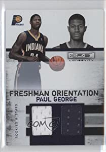 Paul George #237 299 Indiana Pacers (Basketball Card) 2010-11 Rookies and Stars...