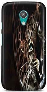 KSC Desginer Printed Hard Back Case Cover For Motorola Google Moto G2 2nd Gen
