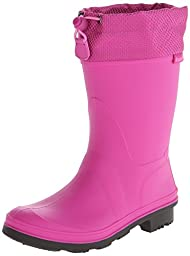 Kamik Waterfight Rain Boot (Little Kid/Big Kid), Viola, 11 M US Little Kid