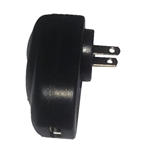 KHOMO: 15v Wall Charger USB Plug for Asus Eee Pad Transformer Prime TF101 TF201