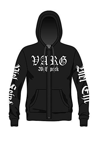 Varg -  Felpa  - Maniche lunghe  - Uomo nero XXXXXL