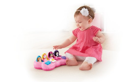Fisher-Price Disney Baby: Minnie Mouse Pop-Up Surprise - 1