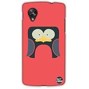Designer Google Nexus 5 LG E980 Case Cover Nutcase - Penguin Design