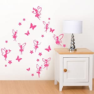 pics photos small flower vinyl wall sticker wall decal small bees wall stickers by mirrorin notonthehighstreet com
