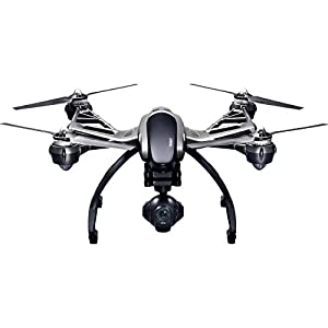YUNEEC Q500 4K Typhoon Quadcopter with CGO3-GB Camera (RTF) 32GB Bundle Includes 3 YUNEEC 5400mAh 3S LiPo Flight Batteries + SanDisk Extreme PRO 32GB UHS-I/U3 Micro SDHC Memory Card (SDSDQXP-032G-G46A) + Memory Card Adapter + ST10+ Personal Ground Station