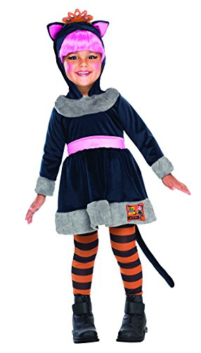 Rubie's Costume Lalaloopsy Boo Scaredy Cat Child Costume