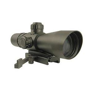 NcStar Mark III Tactical 4x32 illuminated Rifle Scope