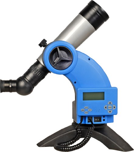 Ioptron 9402 Astroboy 60Mm Computerized Telescope (Astro Blue)