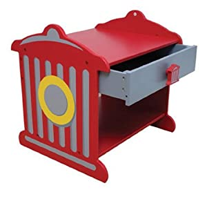 Fire Hydrant Night Stand Table from Kid Kraft