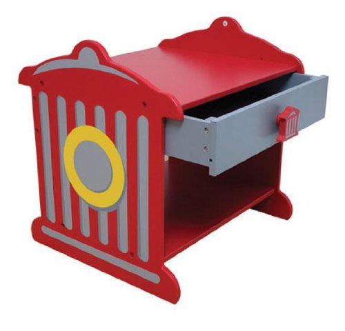 Fire Hydrant Night Stand Table front-1068090