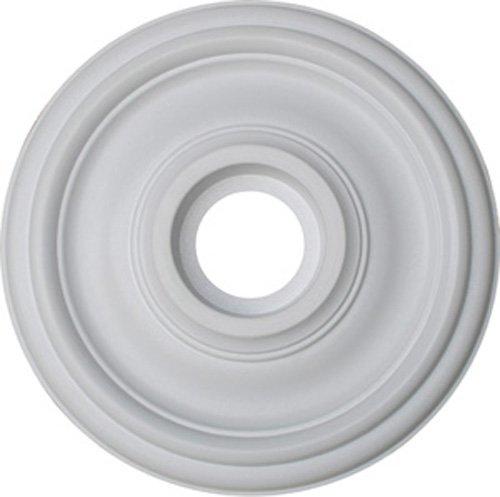 Plano Ceiling Medallion, 18.5