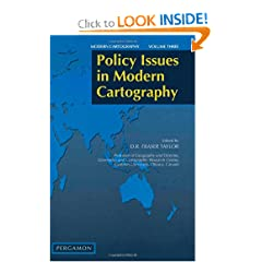 Policy Issues in Modern Cartography (Modern Cartography Series)