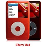 Shades iPod Classic 6G/7G Case, Skin - 80, 120, 160GB(2009 Model) - Cherry Red