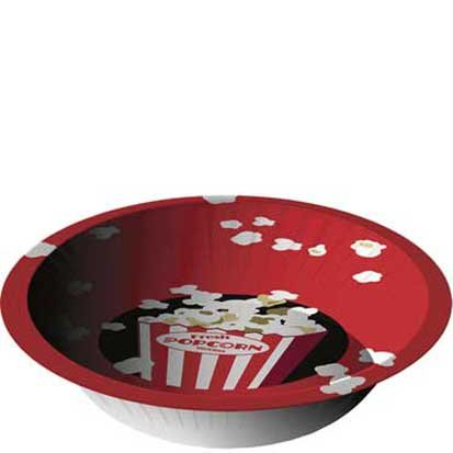 Fresh Popcorn 14oz Bowls 8ct